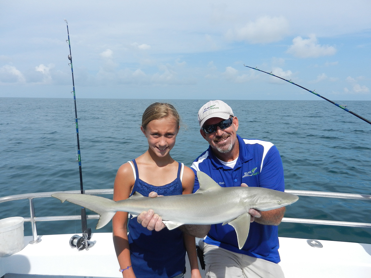 fishing charters pure fort myers
