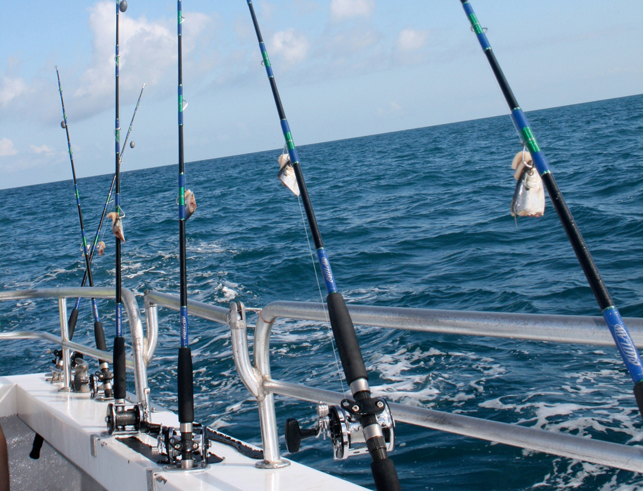 Fishing charters pure fort myers for Deep sea fishing fort myers beach